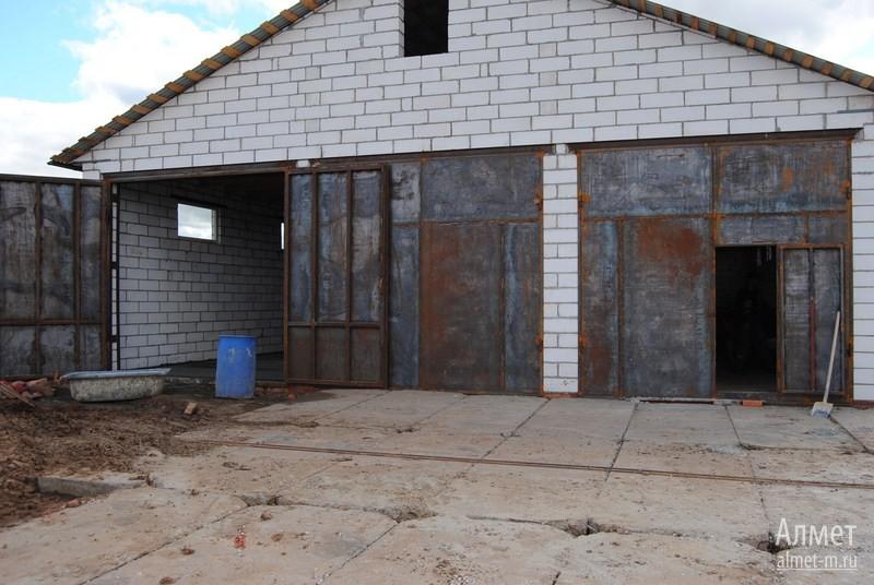 завод металлических дверей в г луховицы